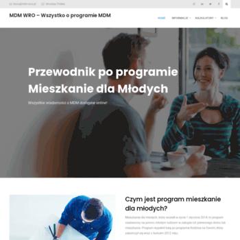 Mdm-wro.pl thumbnail