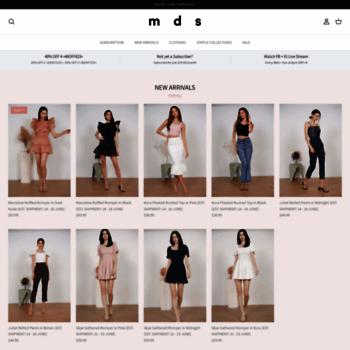 Mdscollections.com thumbnail