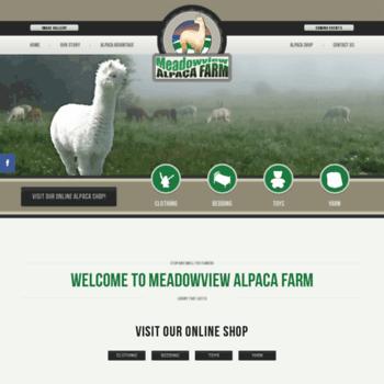 Meadowviewalpacafarm.com thumbnail