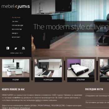 Mebeljumis.com.mk thumbnail