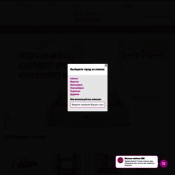 Mebelkmk.ru thumbnail