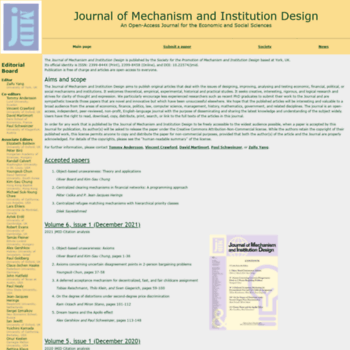 Mechanism-design.org thumbnail