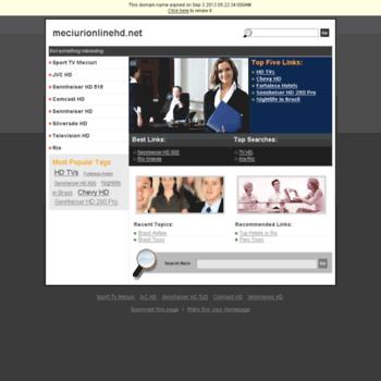 Meciurionlinehd.net thumbnail