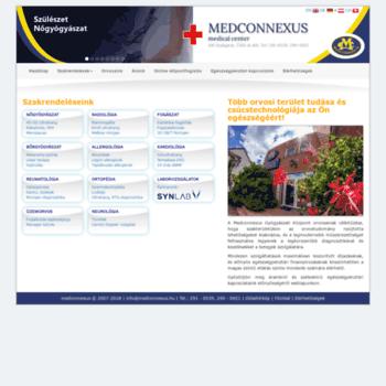 medconnexus.hu at WI. Medconnexus - 5D ultrahang 952035bbd7
