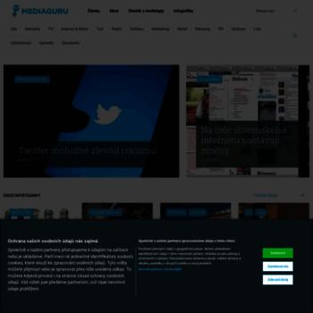 Mediaguru.cz thumbnail