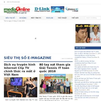 Mediaonline.vn thumbnail