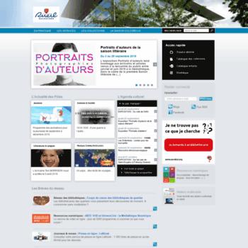 Mediatheque-rueilmalmaison.fr thumbnail