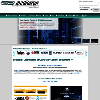 Mediatron.co.uk thumbnail