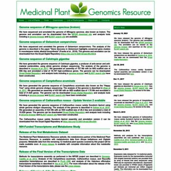 Medicinalplantgenomics.msu.edu thumbnail