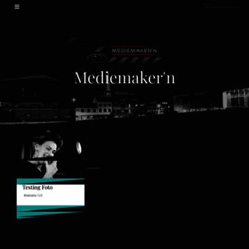 Mediemakern.no thumbnail