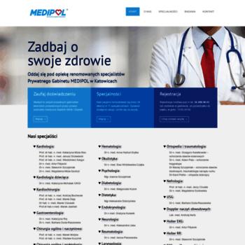 Medipol.pl thumbnail