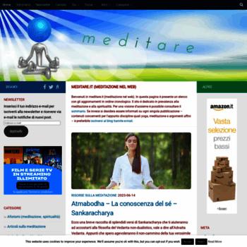 Meditare.it thumbnail