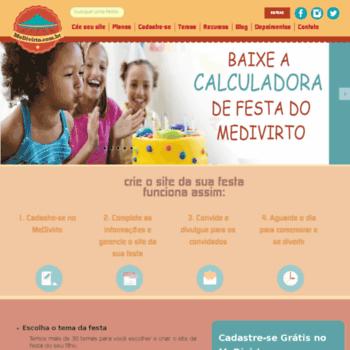 Medivirto.com.br thumbnail