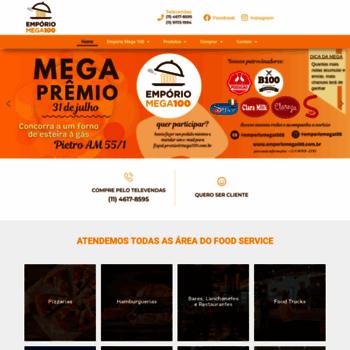 Mega100.com.br thumbnail