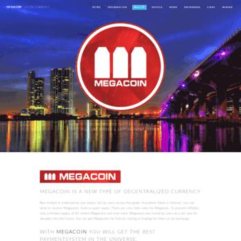 Megacoin.eu thumbnail