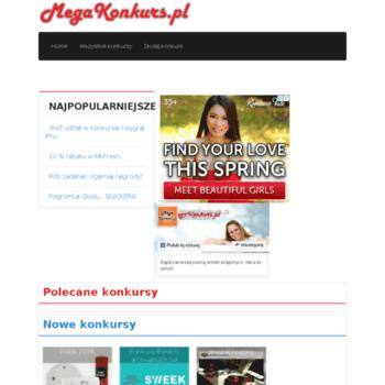 Megakonkurs.pl thumbnail