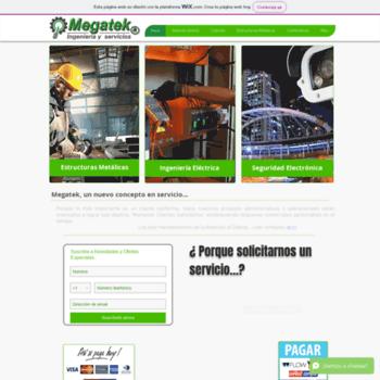 Megatek.cl thumbnail