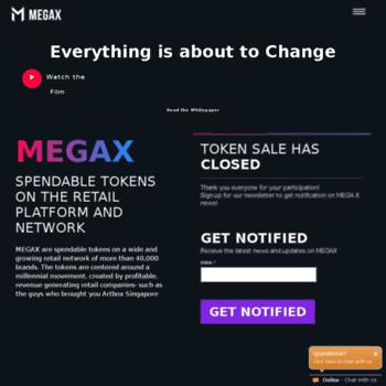 Megax.io thumbnail