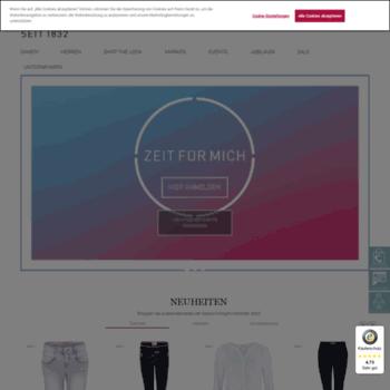 e560d67c2498a7 meinfischer.de at WI. Mode   Fashion online kaufen