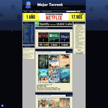 Mejortorrentt.org thumbnail
