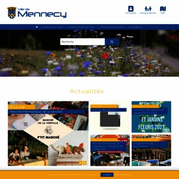 Mennecy.fr thumbnail