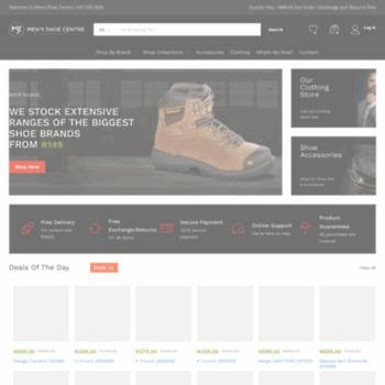 mensshoecentre.co.za at WI. Buy Men's Shoes Online in South