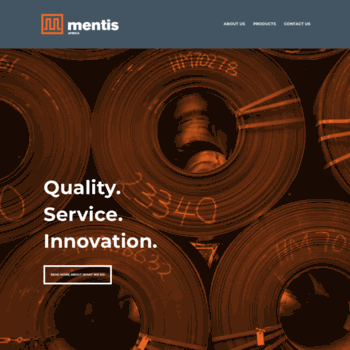 Mentis.co.za thumbnail