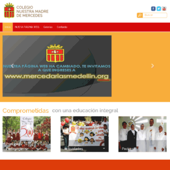 Mercedariasmedellin.edu.co thumbnail