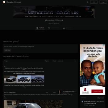mercedes-190 co uk at WI  Mercedes-190 co uk - www Mercedes