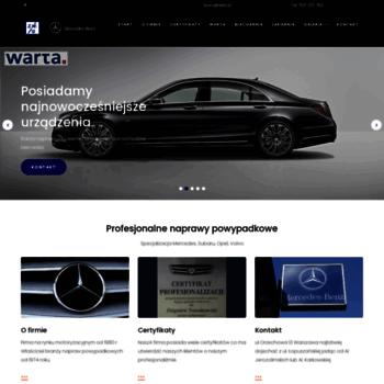 Mercedes-warszawa.waw.pl thumbnail