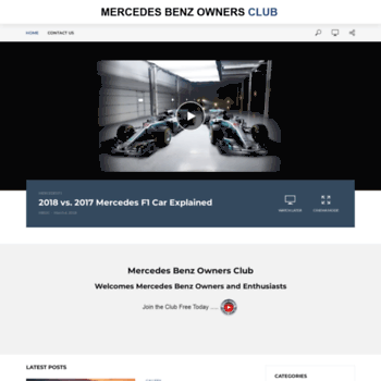Mercedesbenzowners.club thumbnail