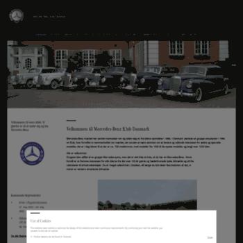 Mercedesklub.dk thumbnail