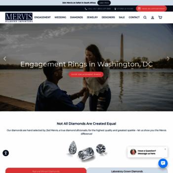 Mervisdiamond.com thumbnail