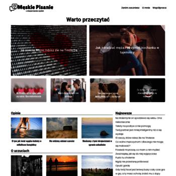Meskiepisanie.pl thumbnail