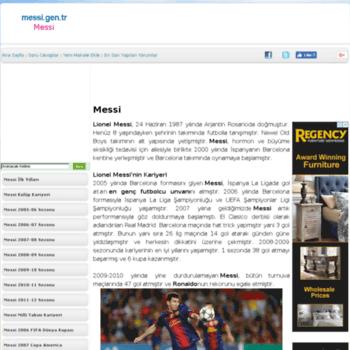 Messi.gen.tr thumbnail