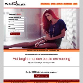 dating site voor vrienden