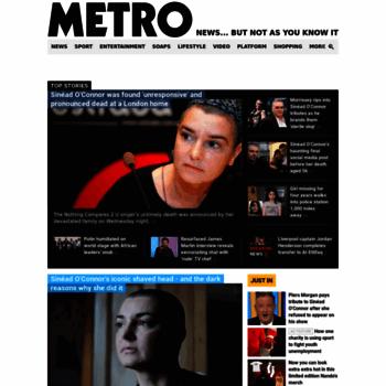 Metro.co.uk thumbnail
