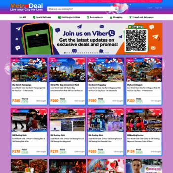 Metrodeal.ph thumbnail