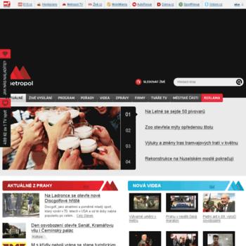 Metropol.cz thumbnail