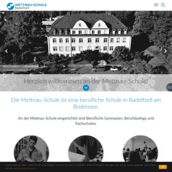 Mettnau-schule.de thumbnail
