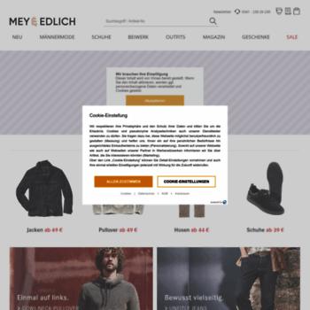 Mey-edlich.de thumbnail