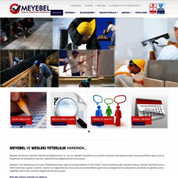 Meyebel.com.tr thumbnail