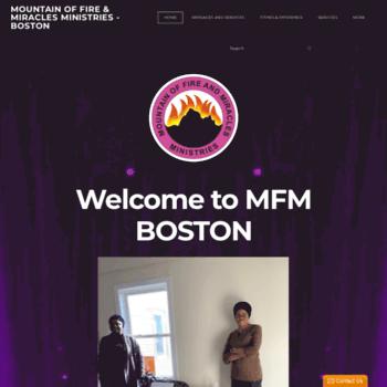Mfmboston1.org thumbnail