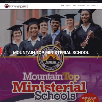 Mfmusa.org thumbnail
