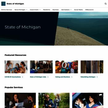 Mi.gov thumbnail