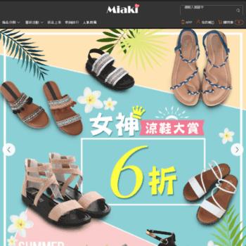 Miaki.com.tw thumbnail