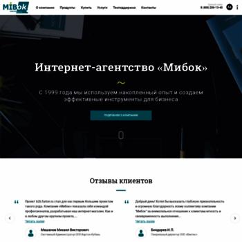 Mibok.ru thumbnail