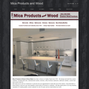 Micaproductsandwood At Wi Mica Products And Wood
