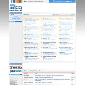 Micapublicitate.net thumbnail