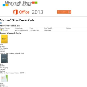 microsoftofficepromocode com at wi microsoft store promo code 2013